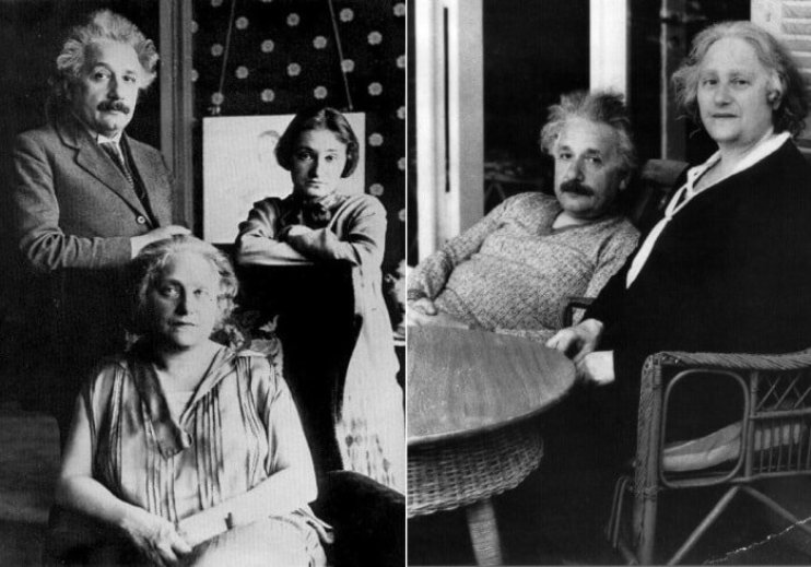 Семья Эйнштейн