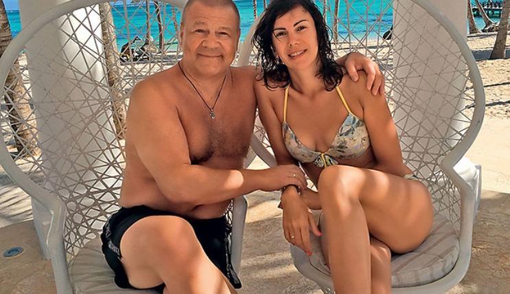 Сергей Селин и Анна