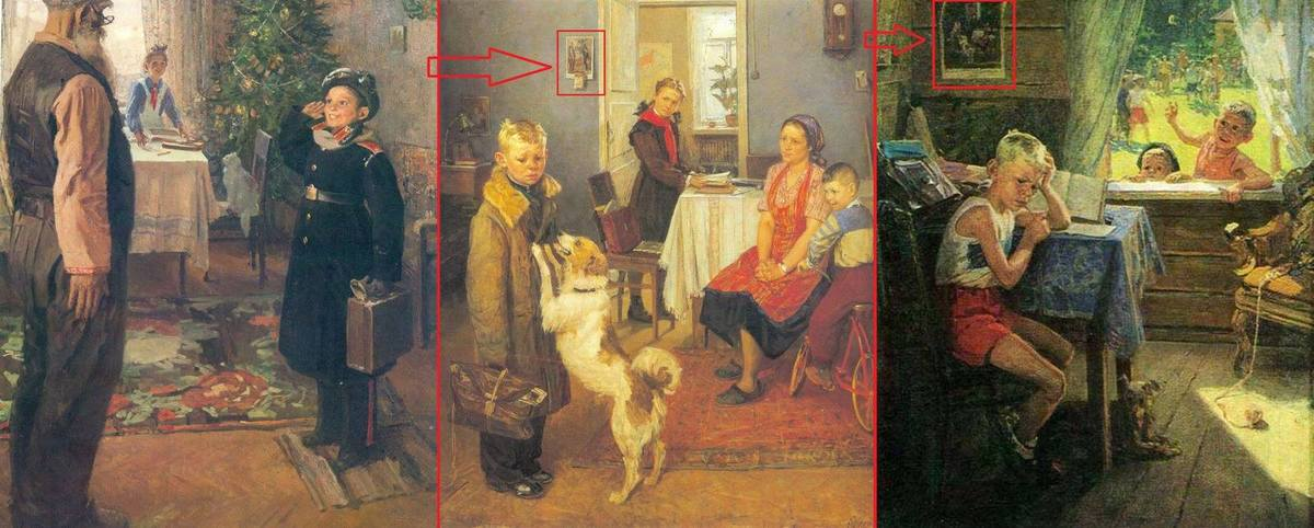 Трилогия Решетникова