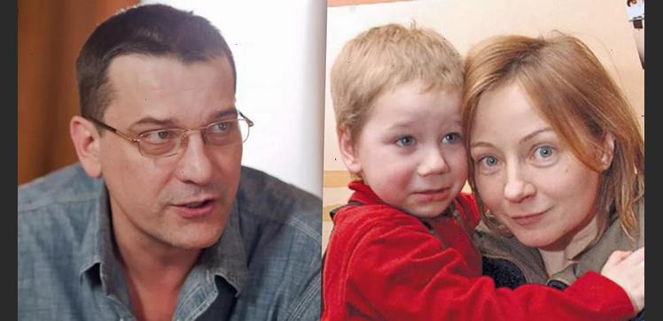 Сын Ярослава Бойко и Добровольской