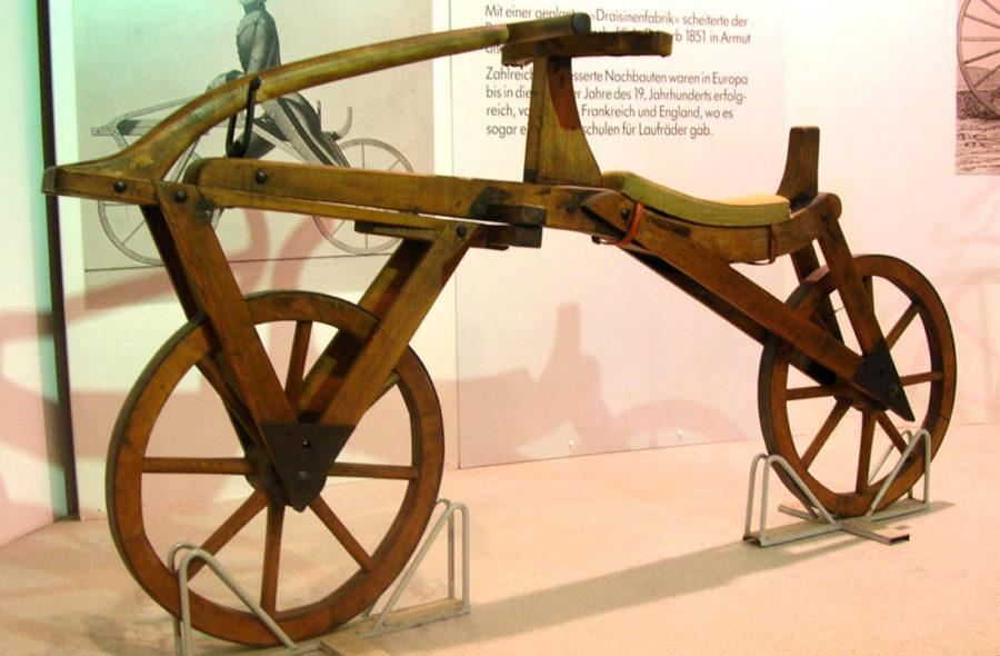 Велосипед Карла фон Дрейза