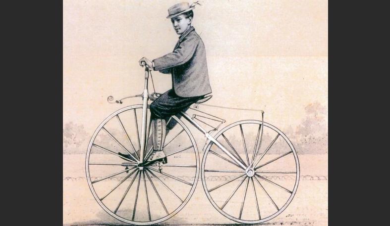 Велосипед Пьера Лаллемент
