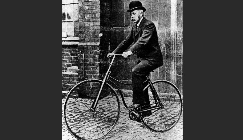 Велосипед Джона Кемп Старли