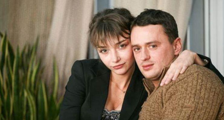 Юлия Маврина и Никита Зверев