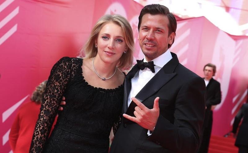Андрей Мерзликин и Анна Осокина