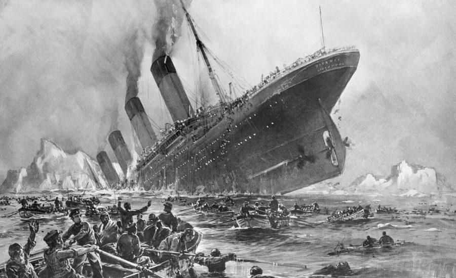 Трагедия Титаника