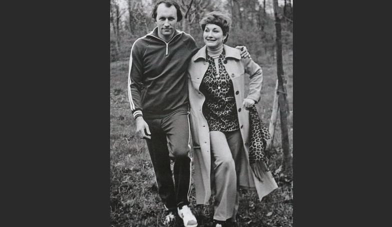 Людмила Хитяева и Валерий
