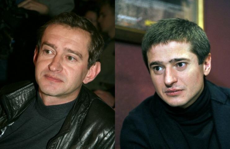Иван Стебунов и Константин Хабенский
