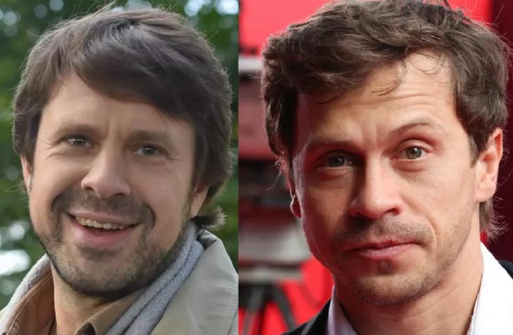 Сергей Перегудов и Павел Деревянко