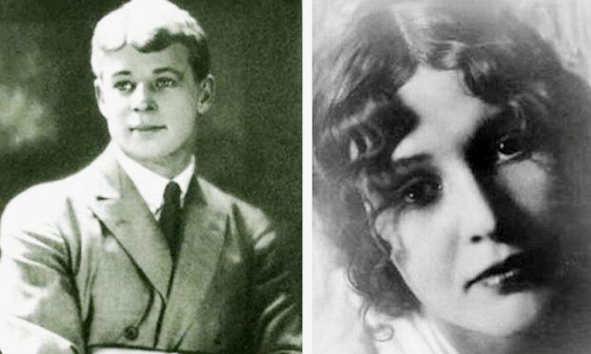 Сергей Есенин и Зинаида Райх