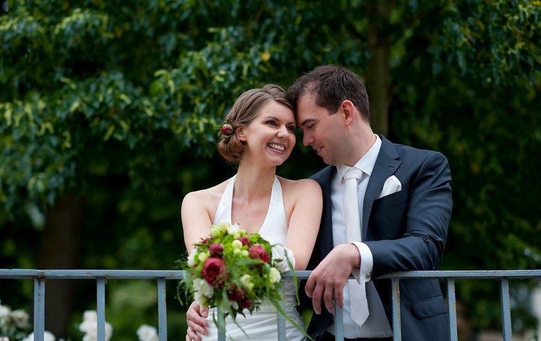 Евгений Миллер с женой Юлией