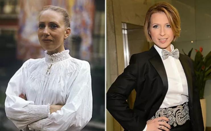 Инна Чурикова и Яна Чурикова
