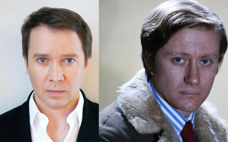 Андрей Миронов и Евгений Миронов