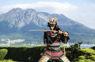 Японский воин