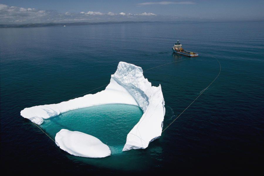 Ловец айсбергов